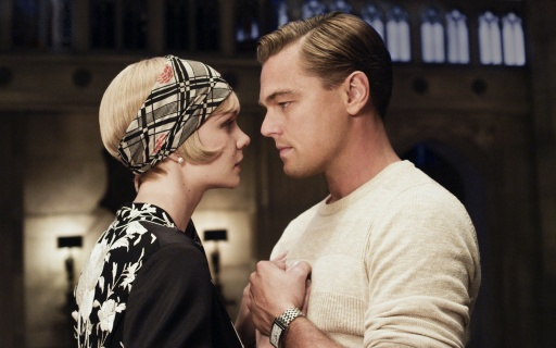Leonardo DiCaprio and Carey Mulligan, The Great Gatsby