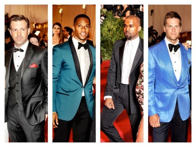 Met Gala 2013 Best Dressed Men