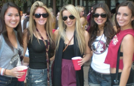 Florida State University girls