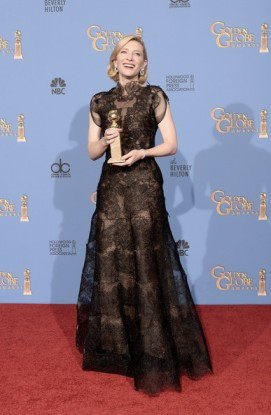 Cate Blanchett, 2014 Golden Globes