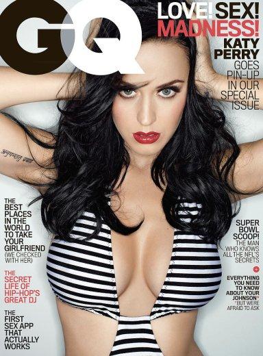 Katy Perry, February 2014 GQ