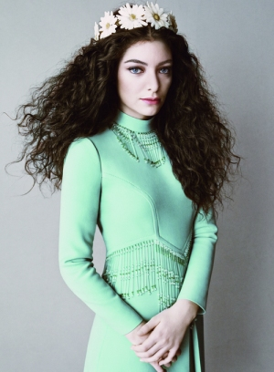 Lorde US Vogue March 2014