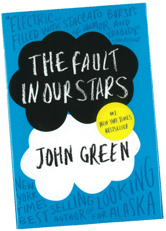 The Fault in Our Stars hardcover